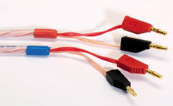 YBA Glass Speaker Cable