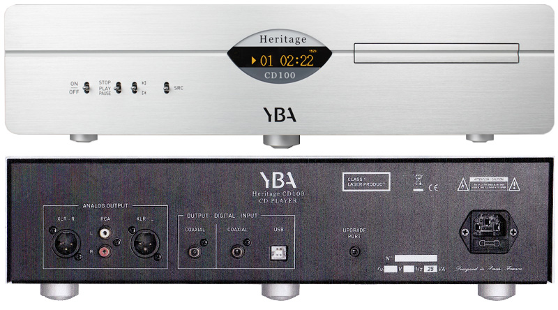 Heritage CD100 CD Player